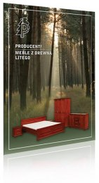 Katalog PANKAU - meble z drewna litego