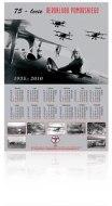 kalendarz planszowy - Aeroklub Pomorski