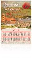 kalendarz planszowy - Papowo Biskupie