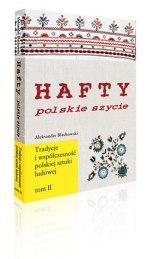 Hafty, polskie szycie